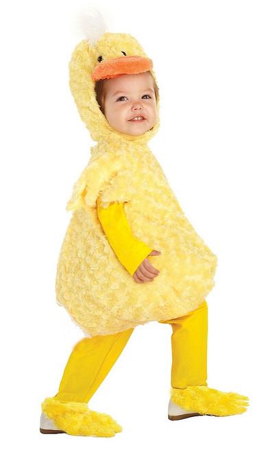 Costume de Canard en Peluche