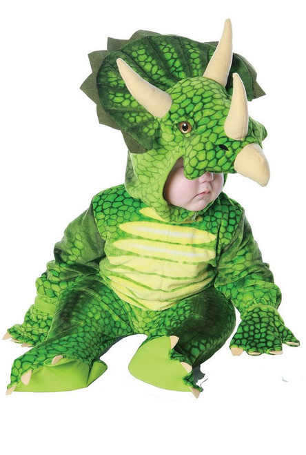 Costume de Tricératops le Dinosaure