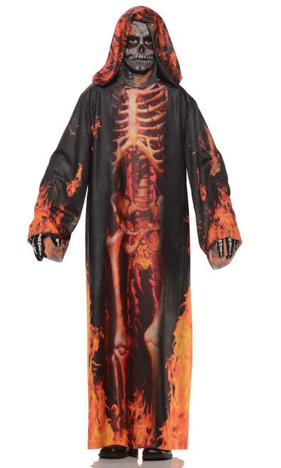 Costume du Squelette du Monde Infernale pour Enfant