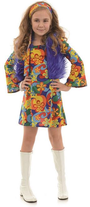 Far Out Hippie Costume enfant