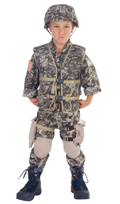 Costume de Luxe du Garde Forestier pour Enfant