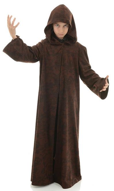Robe Marron de Jedi de la Guerre des Etoiles pour Enfant