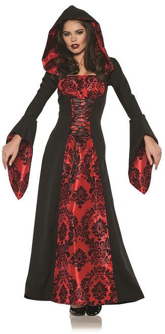 Costume de la Maitresse Scarlett pour Adulte