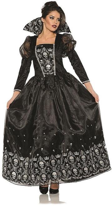 Costume de la Reine Noire pour Adulte