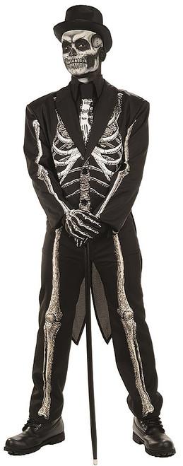 Costume du Squelette Chill