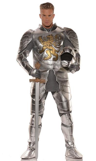 Costume du Chevalier dans son Armure