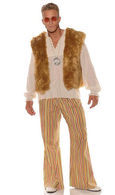 Costume du Hippie Sunny des Années 60