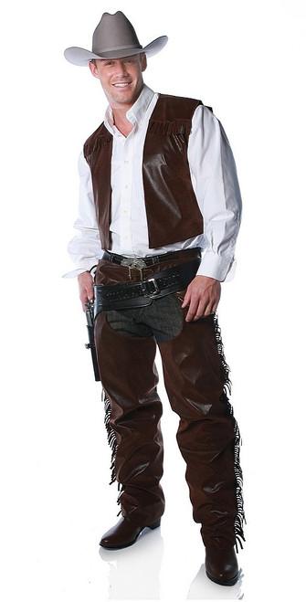 Costume de Jambières de Cowboy