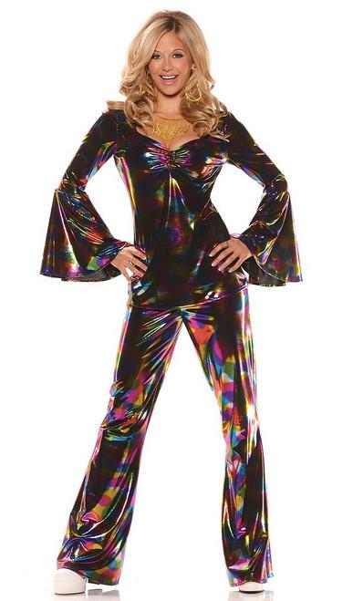 Costume de la Ravissante Disco Diva des Années 70