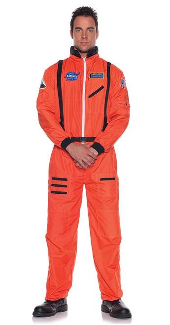 Combinaison orange d'Astronaute