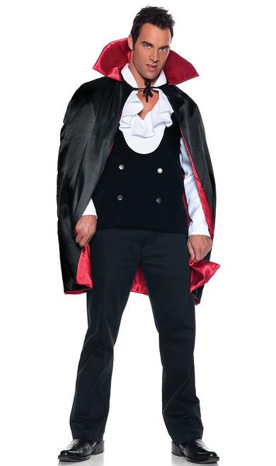 Réversible Noir / Rouge Cap
