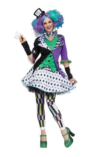 Costume du Chapelier Fou pour Adulte