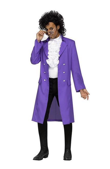 Haut du Prince Violet pour Adulte