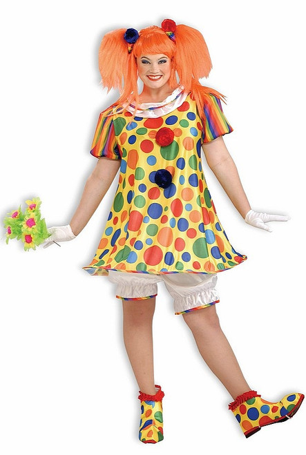 Giggles le Clown Taille Plus