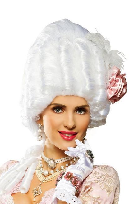 Marie-Antoinette Deluxe perruque