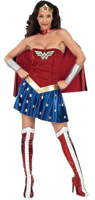 Costume Wonder Woman Classique
