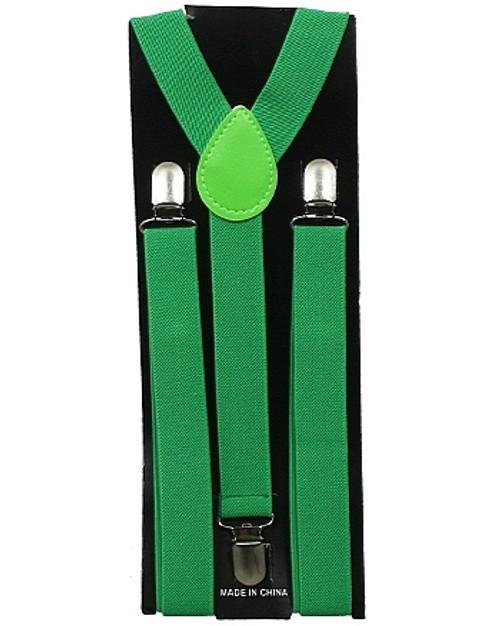 Vert Adulte Suspenders