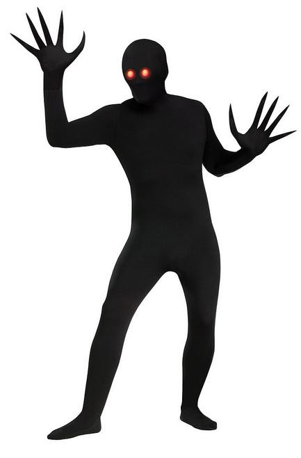 Fade Ombre à paupières Skinsuit Adult Costume
