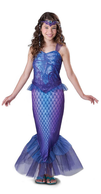Costume de la Sirène Mystérieuse