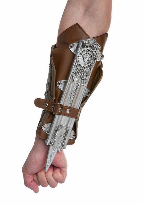 Gant avec Couteau Rétractable d'Ezio de Assassin's Creed