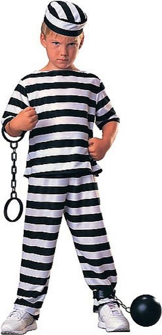 Costume Prisonnier pour Garçon