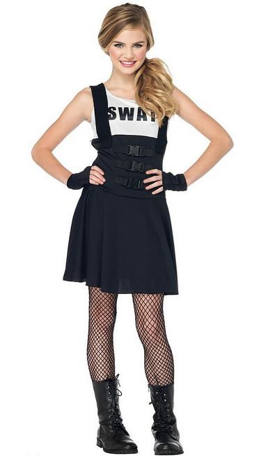 Costume SWAT d'Officier Junior