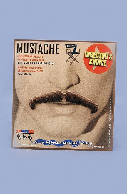 Bandit Noir Mustache