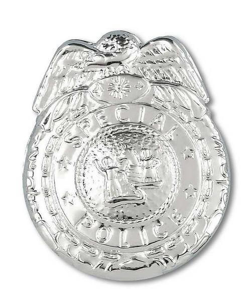 Badge de Luxe de Police