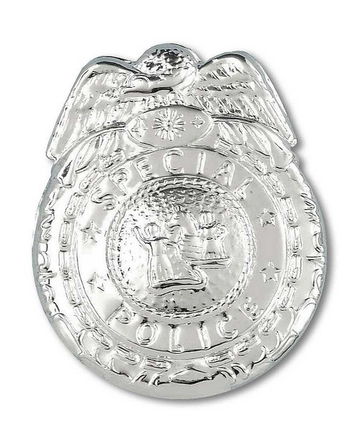 Badge de Luxe de Police