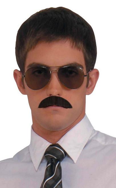 Moustache Noire de Gentleman