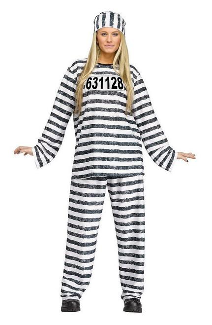 Costume de la Douce Prisonnière pour Adulte