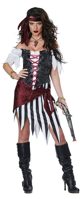 ostume de Belle Pirate