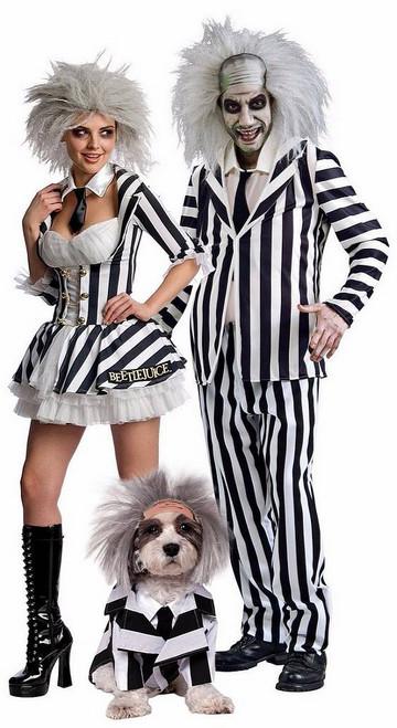 Beetlejuice Couple Costume avec animaux