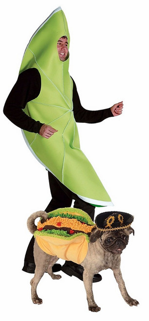 Taco et Lime Costume avec animaux