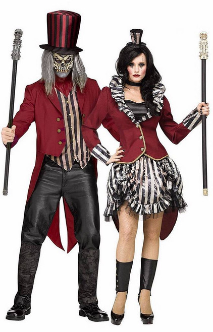 Costume de Couple Freakshow
