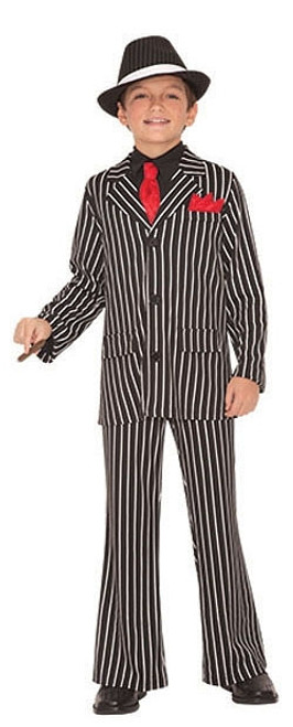 Costume de Gangster des Années 20 pour Garçon