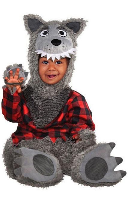 Costumes de Bébé Loup