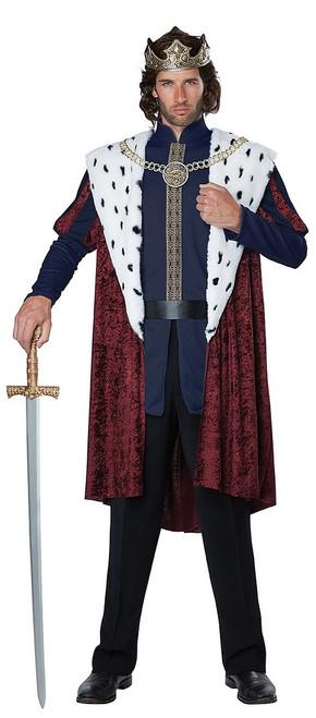 Costume de roi de Conte de Fées