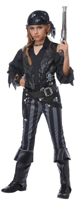 Costume de Pirate Rebelle pour adolescente