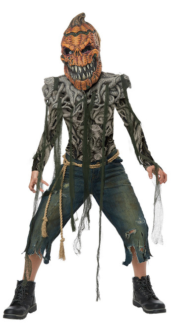 Costume de Monstre Citrouille pour garçon