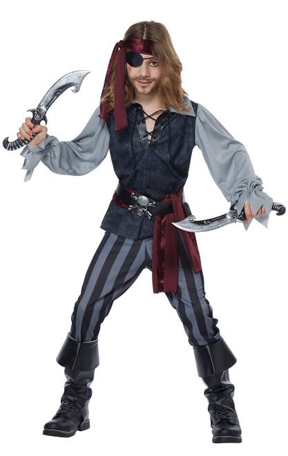 Costume de Voyou Pirate pour enfant