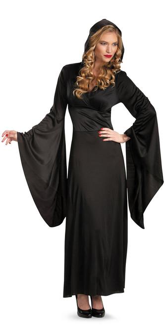 Costume Vampire pour Femme Capuche
