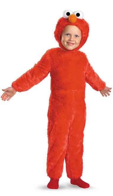 Elmo comfortable en peluche