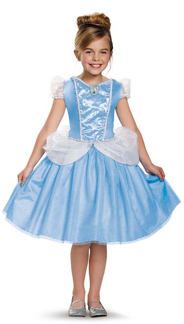Costume Classique de Cendrillon pour Fille