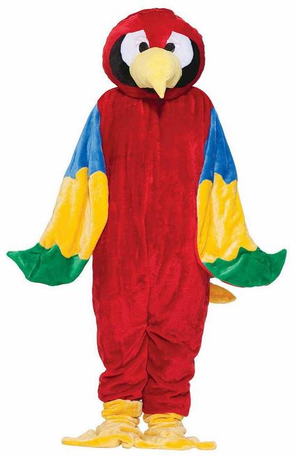 Costume de Mascotte Perroquet