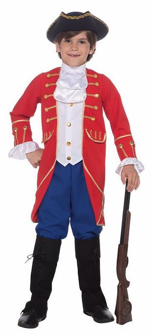Costume de la Période Coloniale pour Garçons