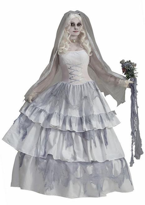 Mariée Fantôme Victorienne