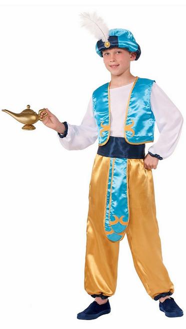 Costume de Prince des Mille et Une Nuits