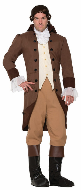 Costume de Gentleman Colonial - Gaston