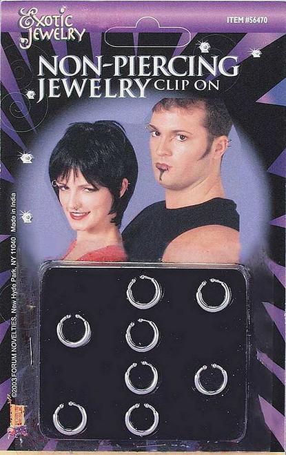 Kit de faux piercings
